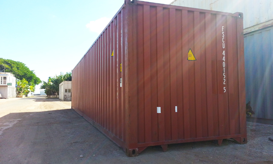 Hawaii Container Solutions Container Office Sales and Rentals Home